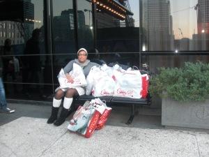 Shopping i NY