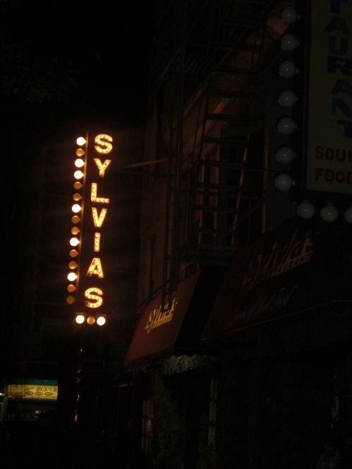 Sylvias i Harlem