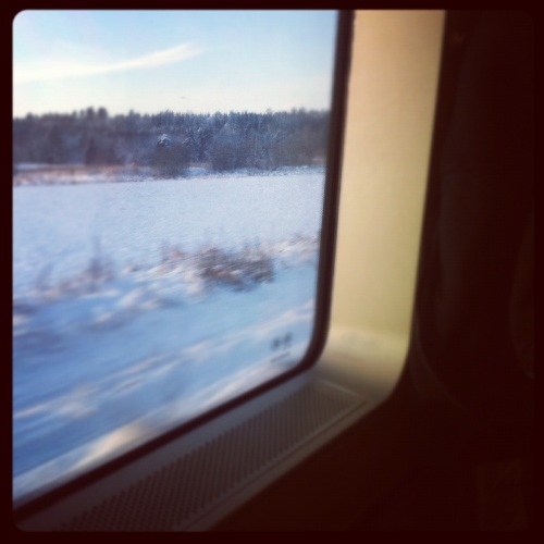 121202 -- Heading North