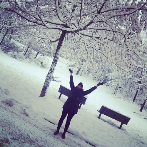 snö i tyresö
